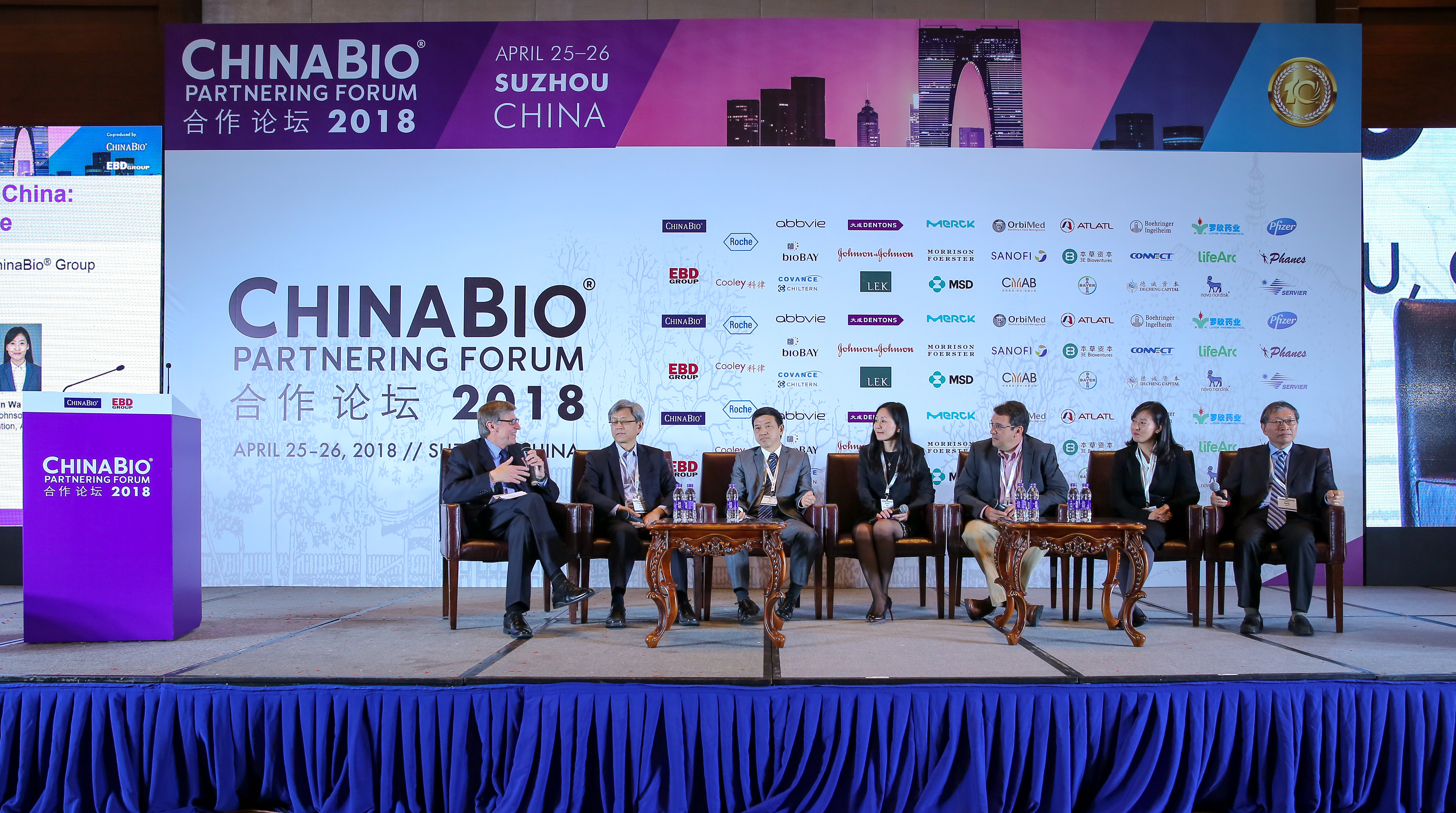 Chinabio partnering forum 2018